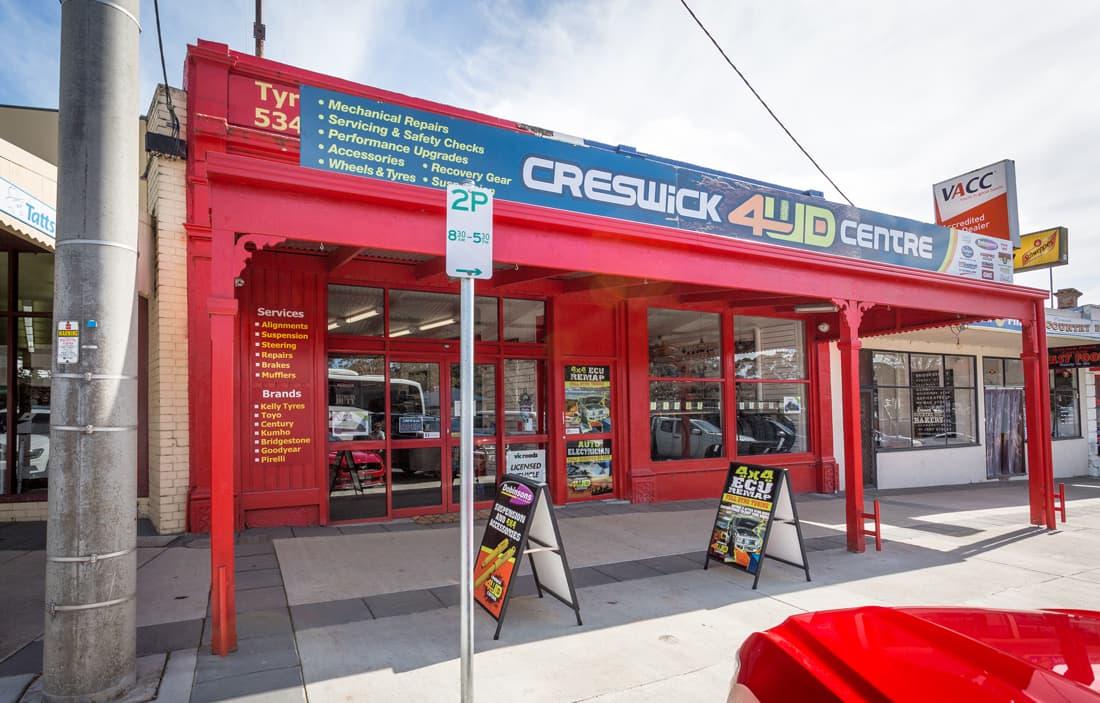 creswick-4wd-exterior